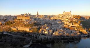 View of Toledo - 1/23/15