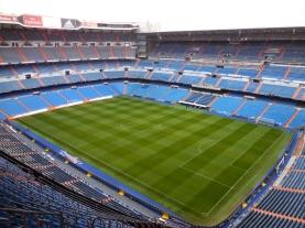 Santiago Bernabéu Stadium - 2/3/15