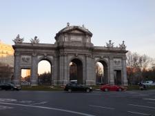 Puerta de Alcalá - 1/25/15