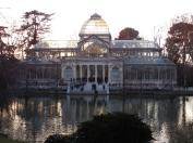 El Palacio Cristal, Retiro -1/25/15