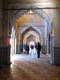 La Alhambra, Granada - 2/6/15