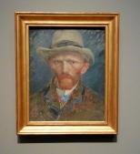 Van Gogh Self-Portrait at the Rijksmusem - 2/14/1