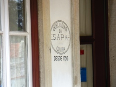 Queijadas de Sintra bakery established in 1756 in Sintra - 2/28/15