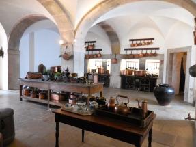 Large kitchen in Palacio Pena - 2/28/15