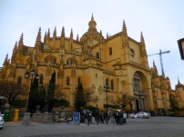 Segovia Cathedral - 3/13/15