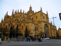 Segovia Cathedral - 3/13/15