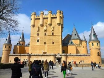 Alcázar de Segovia - 3/13/15