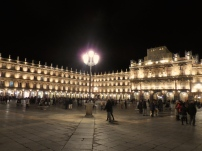 Plaza Mayor, Salamanca - 3/13/15