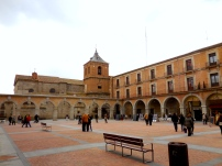 Plaza Mayor - Ávila 3/15/15