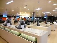 Cafeteria at Ecole hôtelière de Lausanne - 3/20/15