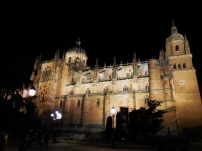 Salamanca Cathedral - 3/13/15