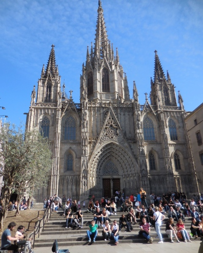 Barcelona Cathedral - 3/28/15