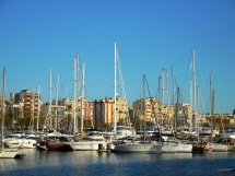 Marina at Barceloneta - 3/28/15
