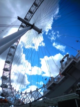London Eye - 3/31/15
