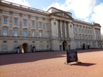 Buckingham Palace - 3/31/15