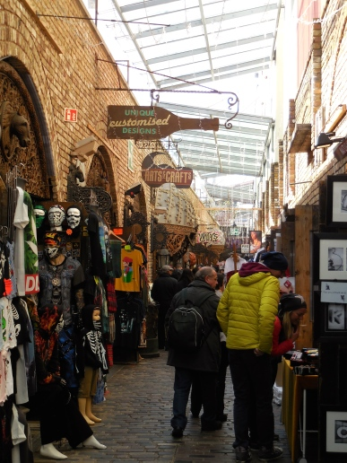 Camden Lock Market - 4/2/15