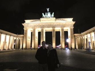 Brandenburg Tor - 4/3/15