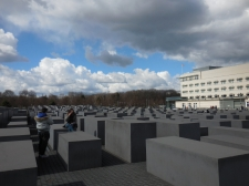 Memorial to the Murdered Jews of Europe - 4/4/15