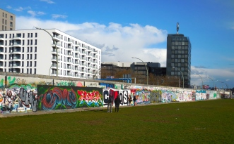 East Side Gallery - 4/4/15