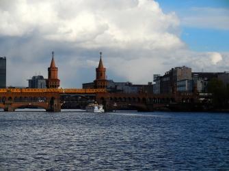 Oberbaum Bridge - 4/4/15