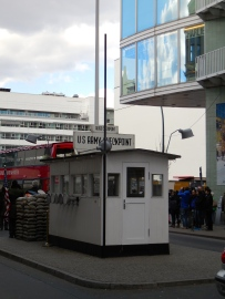 Checkpoint Charlie - 4/5/15