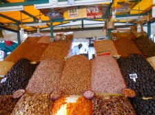 Beans and spices from the medina - 4/19/15