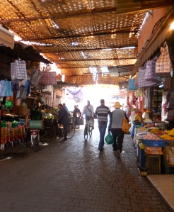 Local market by our riat - 4/19/15
