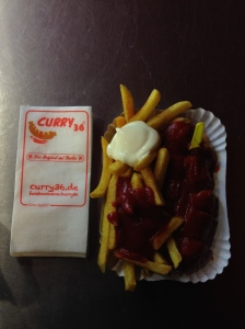 Currywurst from Curry36 - 4/3/15
